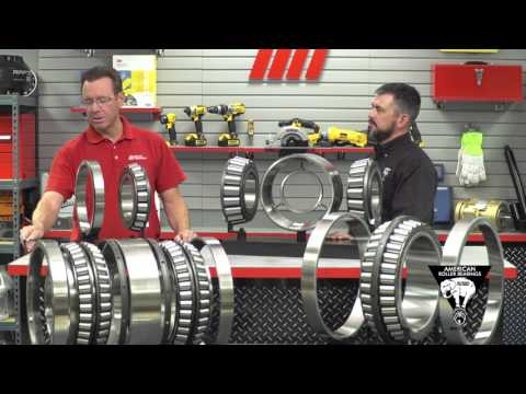 MiHow2 - American Roller Bearings - How To Form Different Assemblies For Tapered Roller Bearings
