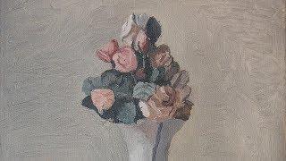 Цветочный натюрморт как отдельный жанр в творчестве Моранди
