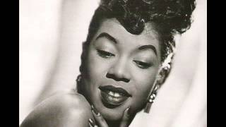 Trouble Is A Man -  Sarah Vaughan