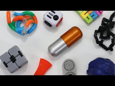 Fidget Capsule Review - New Best Fidget Toy for the Office 2018?