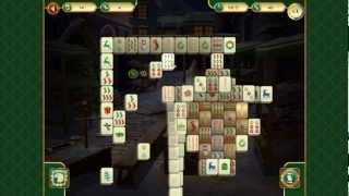 Christmas Mahjong Gameplay (1080p HD)