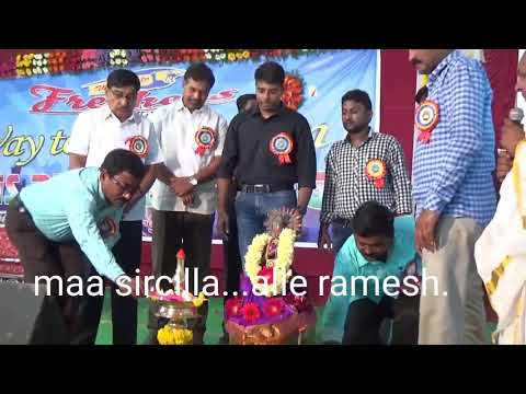 Chadhuvulu..saradhalu...sp.viswajith..vikas.16.09.2017..