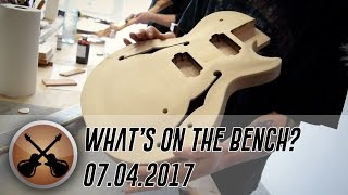 what s on the bench 07 04 2017