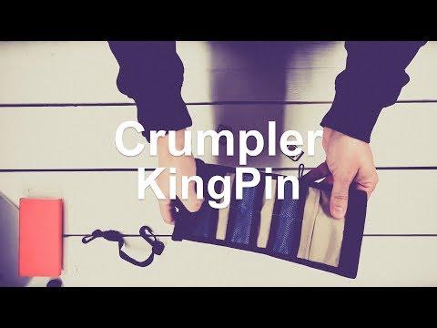 Crumpler KingPin Speicherkartentasche - Stauraum-Wunder
