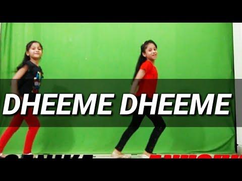 Dheeme Dheeme Dance By Anushka & Sanika l DHEEME DHEEME