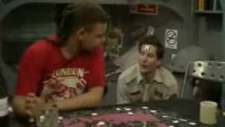 Red Dwarf Thigh Sandwich Pascal Poop