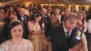 Matthew & Vanessa's Wedding highlight film at Meldrum House