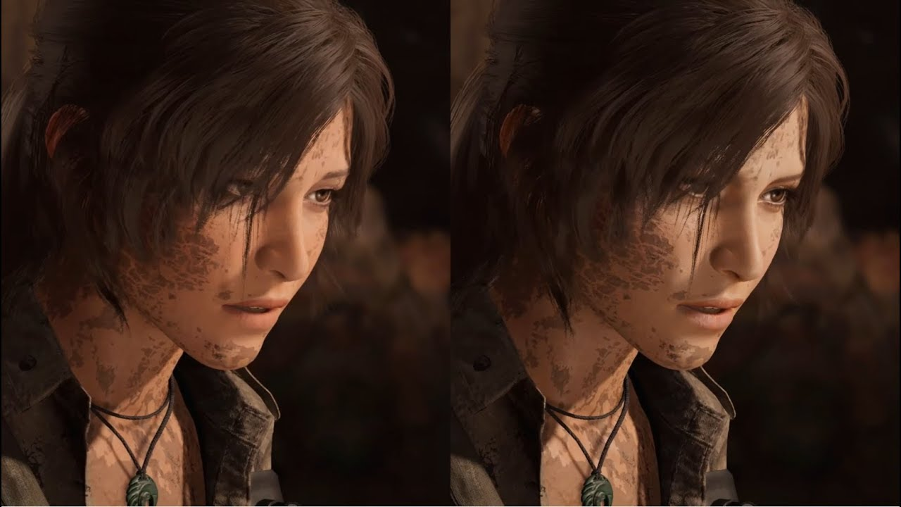 Shadow Of The Tomb Raider Cgi Face Mod Youtube