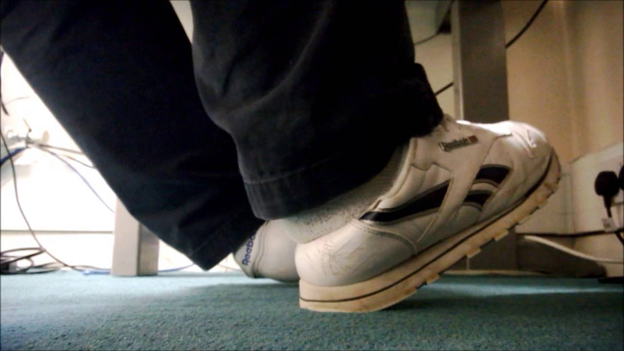 Reebok Classic at work - YouTube