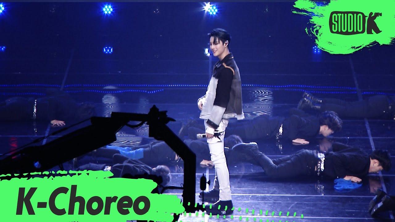 [K-Choreo] WOODZ(조승연) 직캠 '파랗게(BLUE)' (WOODZ Choreography) l @MusicBank 200703