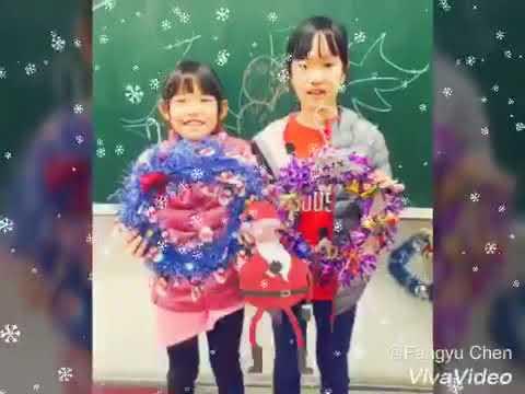 [Christine Chen]2017聖誕花圈手作DIY