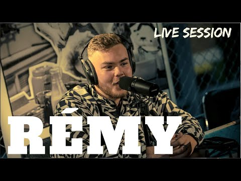 Youtube: REMY | « ISOLE » LIVE @ GIMMIC