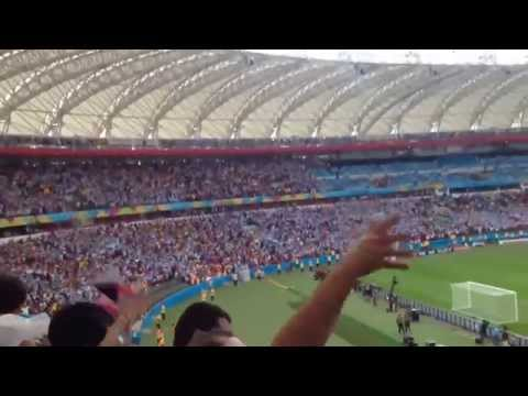 Argentinean song World Cup 2014 (Subtitled in English) - Brazil tell me how it feels...