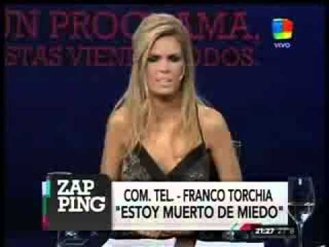 Franco Torchia comunicó que recibió amenazas: Estoy muerto de miedo, sigo muerto de miedo