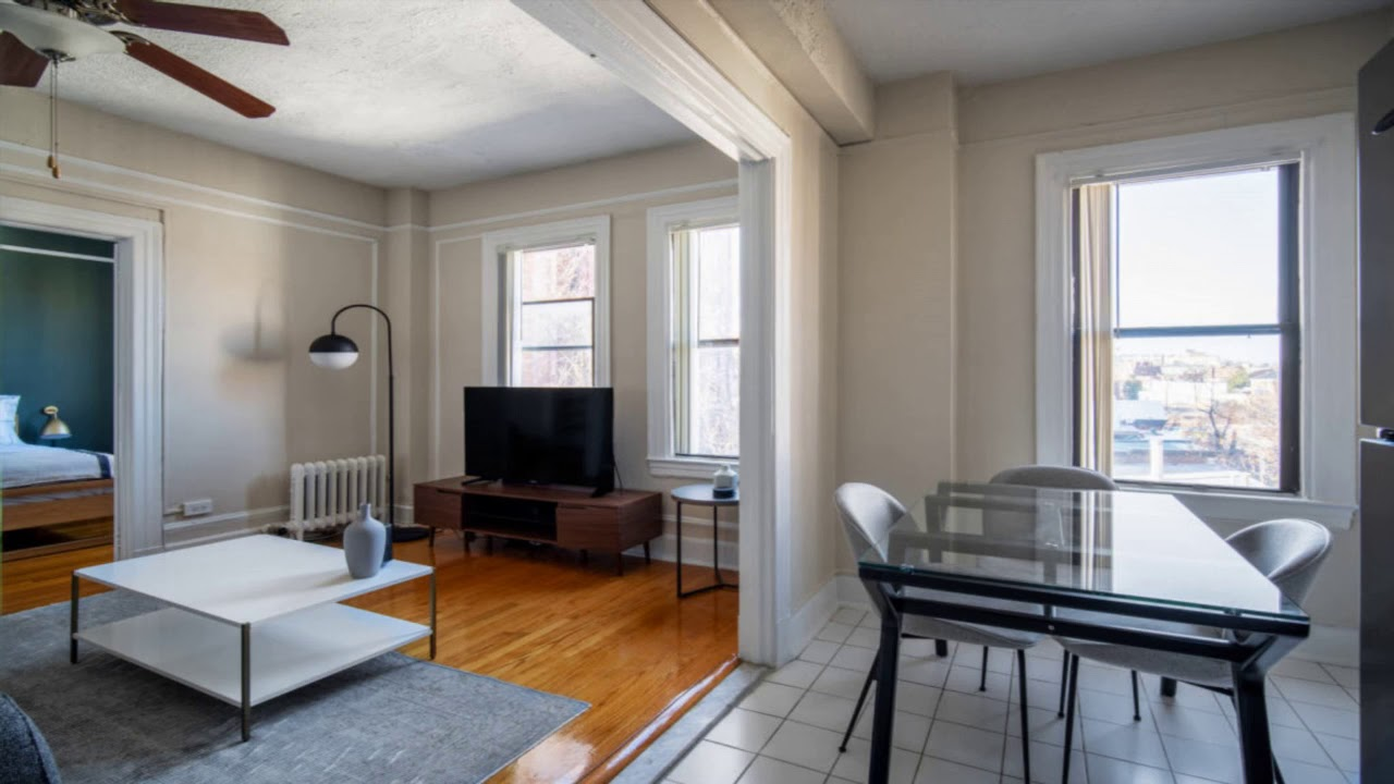 1 Bedroom Apartment for Rent in Washington, DC - YouTube