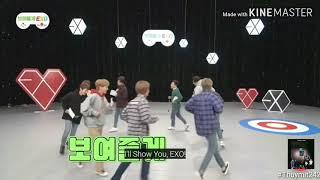EXO và những phi vụ đời buồn =))) (phần1) (funny moments)