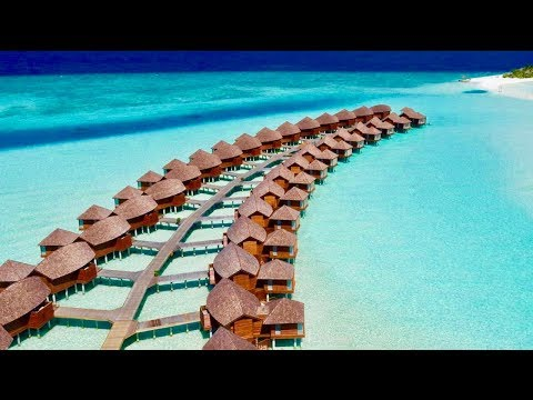 TOP 10 Best Maldives Resorts 2017 ~ Majestic Islands ~ HD Video