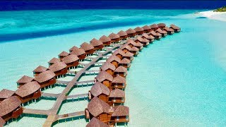 TOP 10 Best Maldives Resorts ~ Majestic Islands ~ HD Video thumbnail