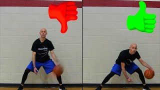 8 Keys To INSTANTLY Improve Ball Handling! How To Dribble A Basketball Better