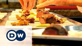 Немецкая кухня для гурманов(Число ресторанов, которые авторитетные кулинарные гиды относят к лучшим в мире, в Германии неуклонно расте..., 2015-12-22T14:49:52.000Z)