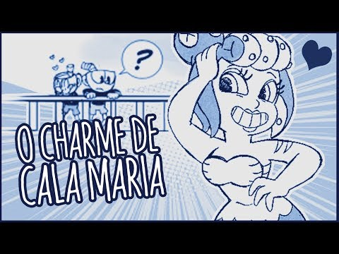O CHARME DE CALA MARIA   Cuphead Dubcomic Ft. O show de Goat e Skyheaven