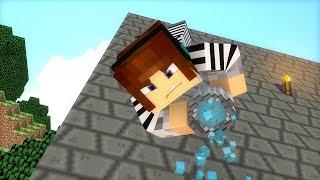 Minecraft : ÚLTIMA ESPERANÇA !! - ( Polícia e Ladrão)