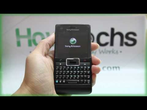 How to Master Reset Sony Ericsson Aspen