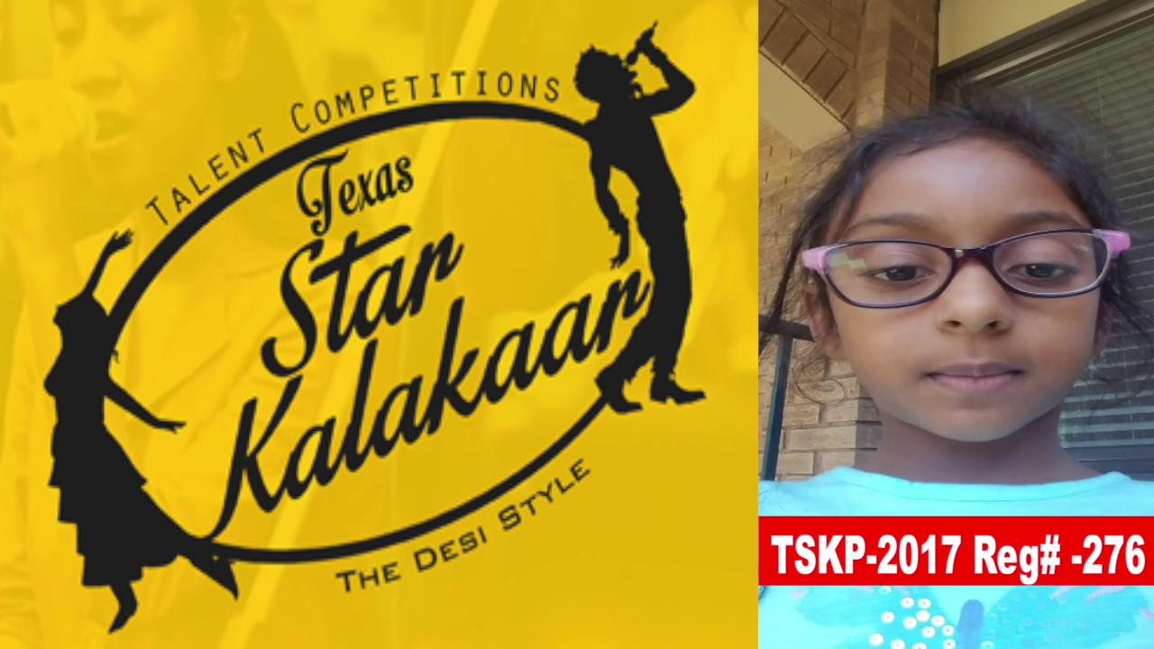 Reg# TSK2017P276 - Texas Star Kalakaar 2017