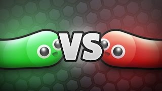 NOOB vs. PRO - SLITHER.IO thumbnail