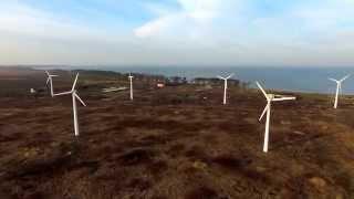 DJI 0649 Калининград балтийское море ветряки в Куликово