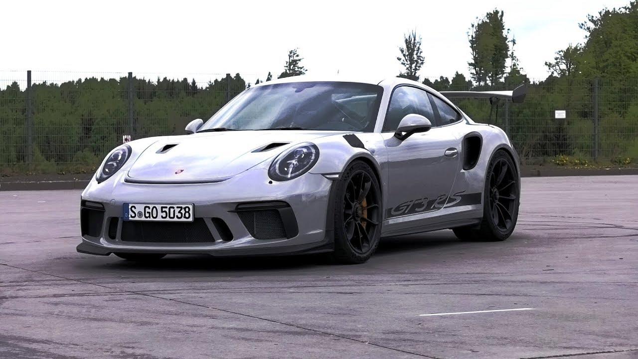Porsche 911 Gt3 Rs Fast Schon Vergriffen Youtube