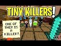 ONE OF THESE BABIES IS A KILLER? : (Baby Mod) Minecraft Murder Mystery 2