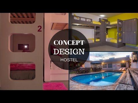 Concept Design Hostel, Iguassu Brazil