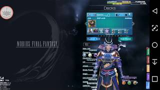 Mobius FF: Tactician 8 Panel Unlocking & review
