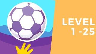 Cool Goal Game Walkthrough Level 1-25