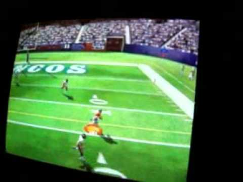Madden 05 Classic Moments Part 1 1990 Steelers and Broncos