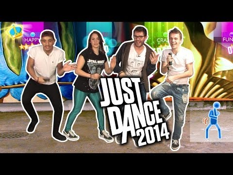 Thumbnail: La honte ULTIME - Just Dance 2014 (Mister V, Natoo, Squeezie, Cyprien)