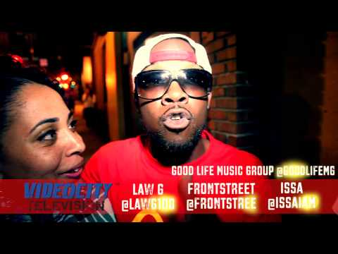Sypher 360 Interviews Good Life Music Group for  City TV at Coast 2 Coast ATL Mixer