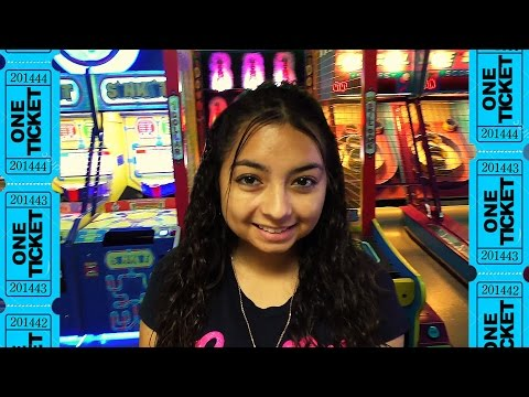 Who can get the most tickets with $5? - Arcade Ticket Off