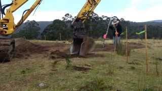 Level sill spillway introduction and install