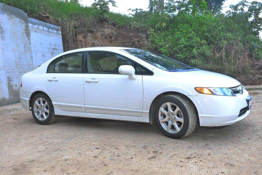 Review Honda Civic Lx 2008 - Testdrive - Espa U00f1ol