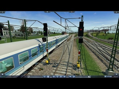 Transport Fever Tutorial - Signalsetzung