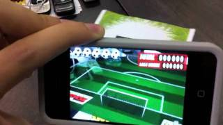 KickAR - Augmented Reality (AR) Football Game for iPhone
