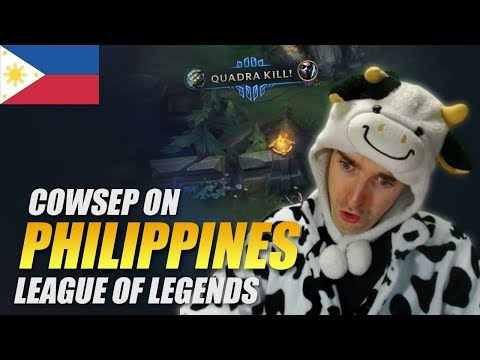 A PHILIPPINES GOLD FIESTA - Cowsep