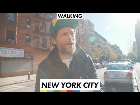 Walking - New York City - Lorenzo Jovanotti
