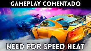 GAMEPLAY EXCLUSIVO NEED for SPEED HEAT (PS4, XBOne, PC) Probamos el regreso de esta mítica saga