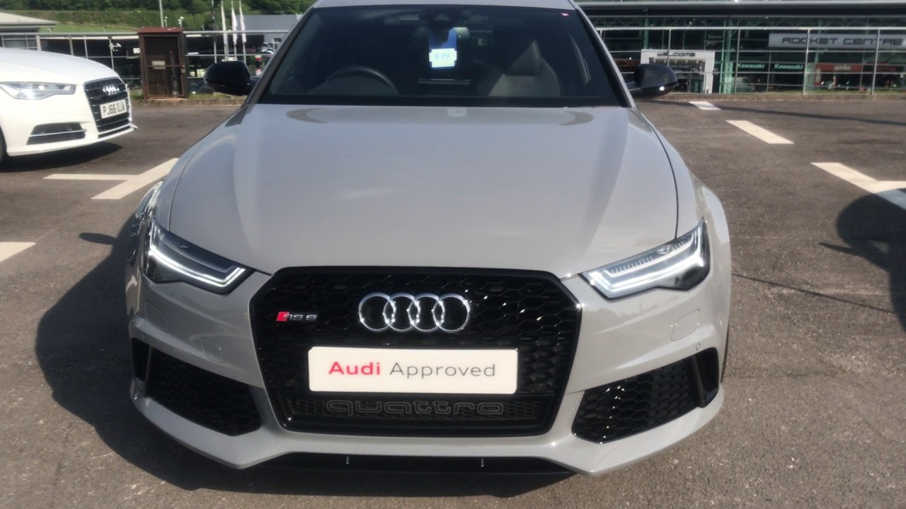 Audi RS On Sale At Blackburn Audi YouTube - Audi rs6 for sale