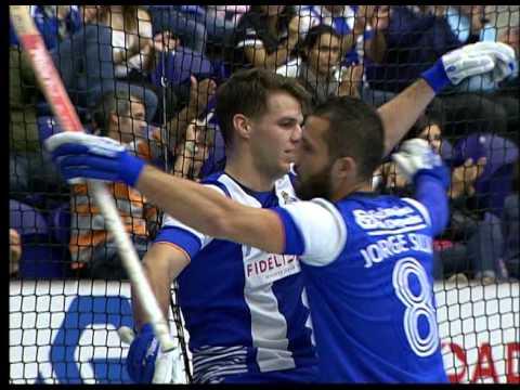 Hóquei Patins :: 07J :: Porto - 8 x Sporting - 0 de 2015/2016