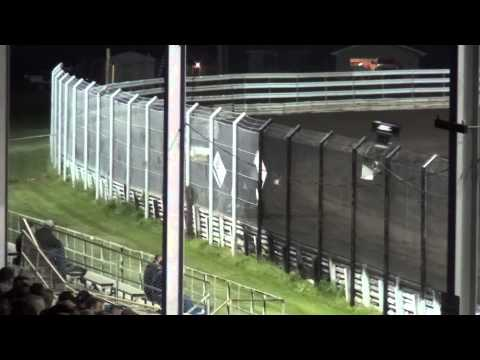 Sprint Invaders B-Main Southern Iowa Speedway 5/6/15