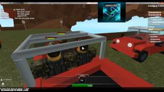 Roblox-Jeep obby 2 gameplay